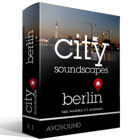 City Soundscapes Berlin 1.00 Product Image