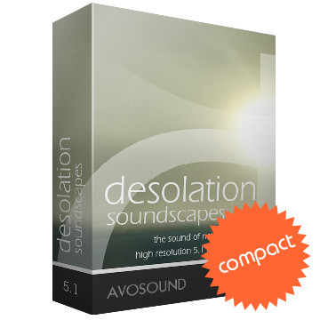 Desolation Soundscapes Compact Product Artwork