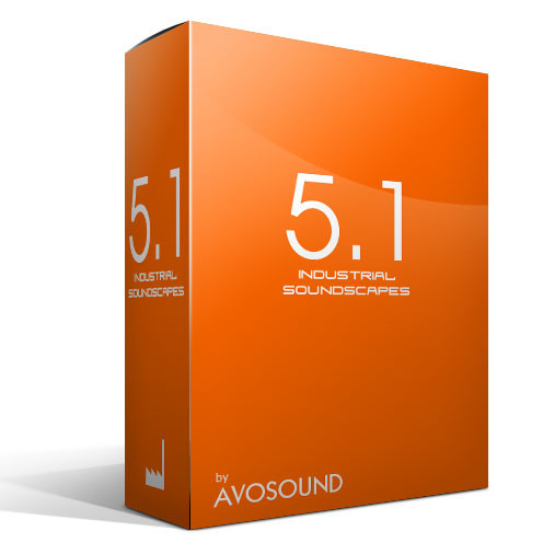 Avosound - Industrial Soundscapes 5.1