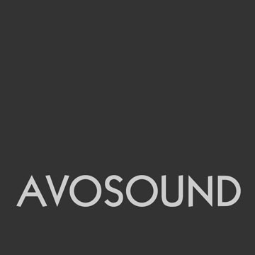 Avosound Sound Effects Label Logo