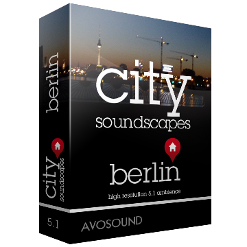 City Soundscapes Berlin