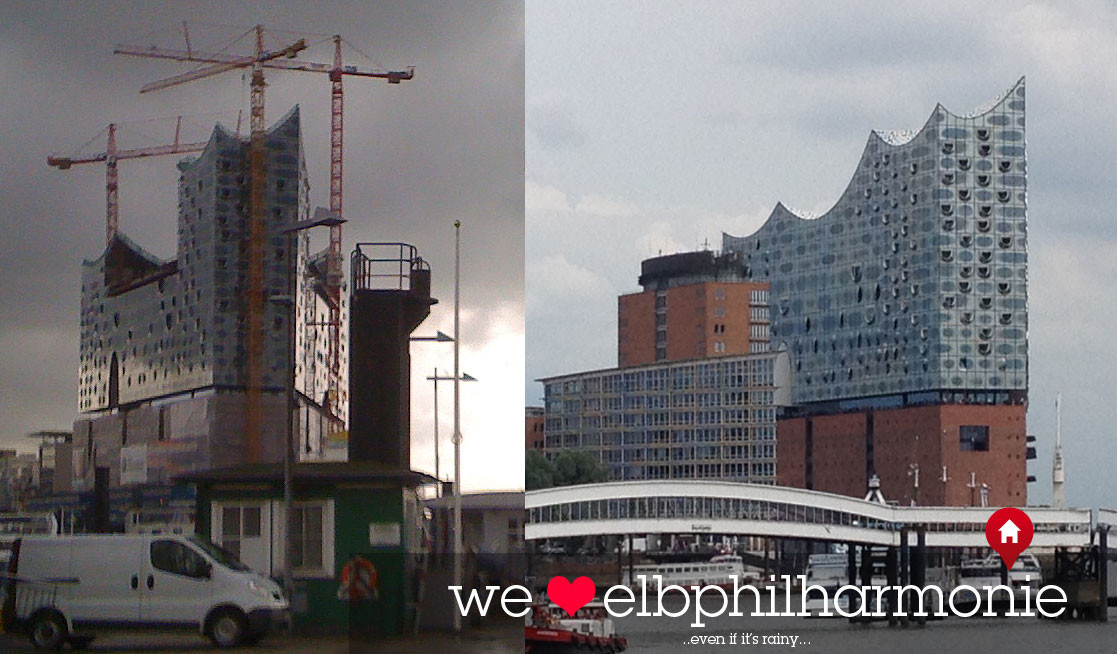 City Soundscapes Hamburg - the Elbphilharmonie