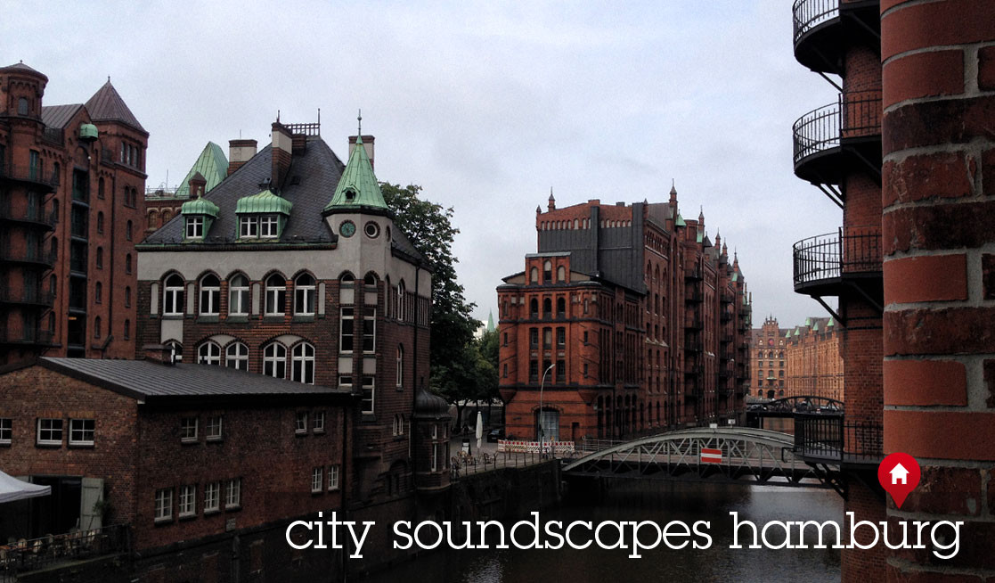 City Soundscapes Hamburg at Speicherstadt