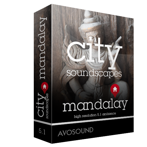 City Soundscapes Mandalay