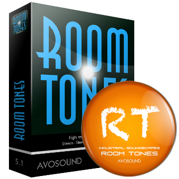 Avosound Room Tones Library Bundle