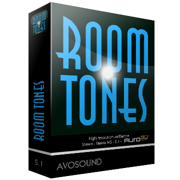 Room Tones Sound Library