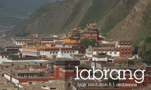 Tibetan Monastery Sound Effects Library - Tibetan Monastery Labrang