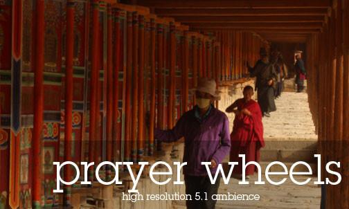 Tibetan Monastery Sound Effects Library - Labrang, Tibetan Religious Centre