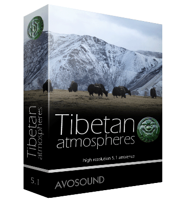 Tibetan Atmospheres Sound Effects Library