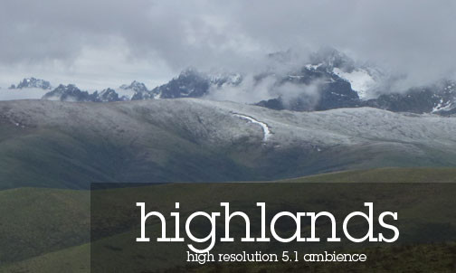 Tibetan Highlands Mountains Picture