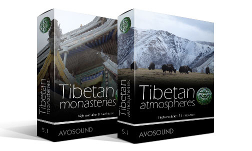 Tibetan Soundscapes Sound Library