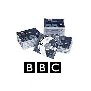 The BBC Sound Effects Library - Second Edition Product Artwork