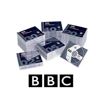 The BBC Sound Effects Library - Original Series CD 1-40 Product Image