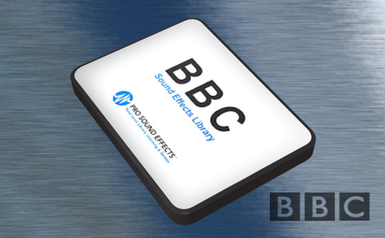 The Complete BBC Sound Effects Library on Harddrive