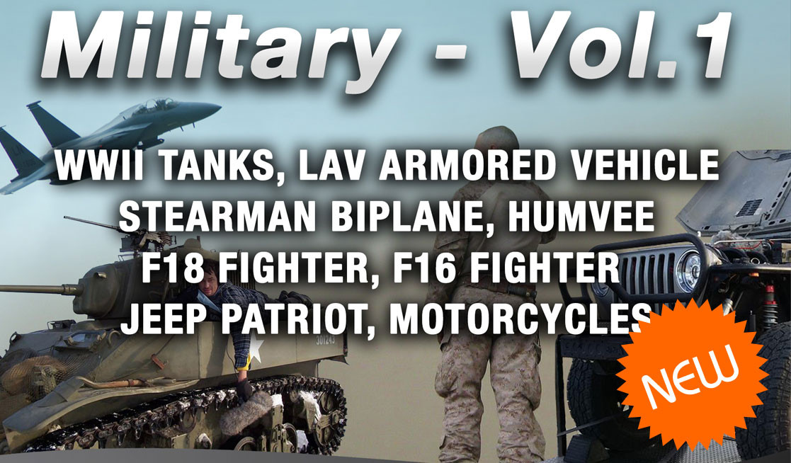 Sounddogs Military Sound Effects Library Released