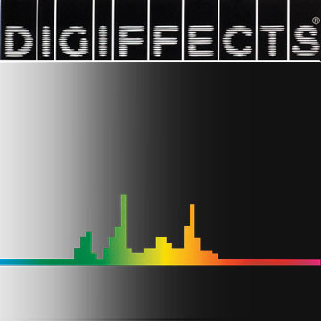 Digiffects Sound Effects Label Logo