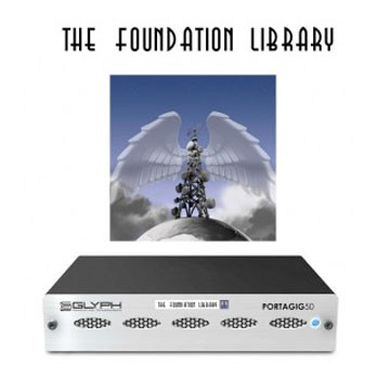 The Foundation Library Product Artwork