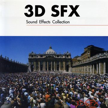 3DSFX, by download Product Artwork