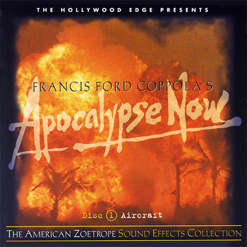 American Zoetrope SFX Collection - Apocalypse Now Product Artwork
