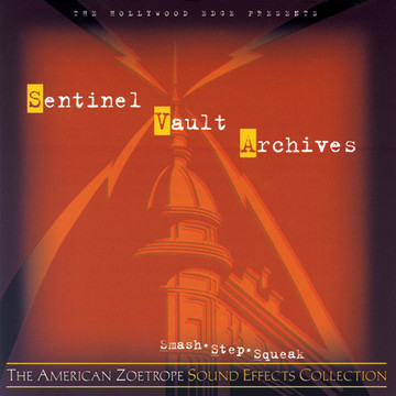 American Zoetrope SFX Collection - Sentinel Vault Archives, by download Product Artwork