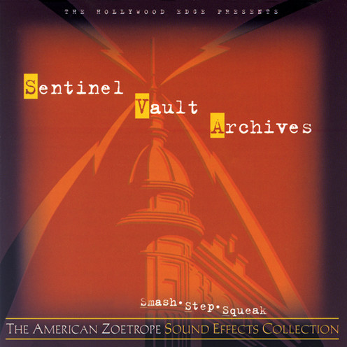 American Zoetrope SFX Collection - Sentinel Vault Archives Produkte Bild