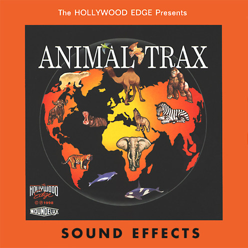 Hollywood Edge - Animal Trax
