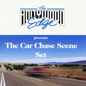 Car Chase Scene Set Product Artwork