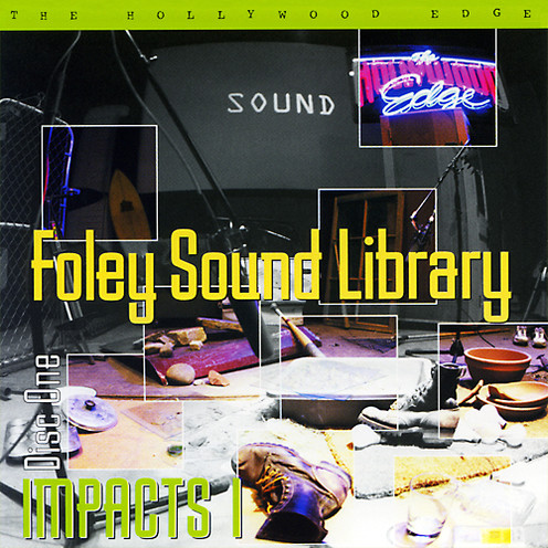 Hollywood Edge - Foley Sound Library