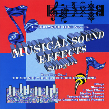 Musical Sound Effects Stingers, Download Version Produkte Bild