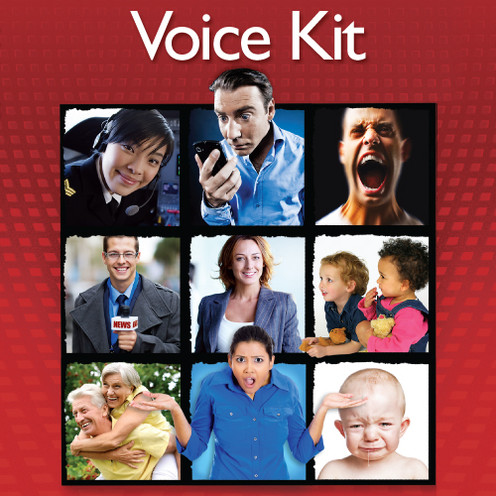 Hollywood Edge - Nightingale Voice Box Just Kids and Babies