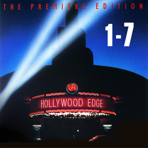 Hollywood Edge - Premiere Edition 01-07