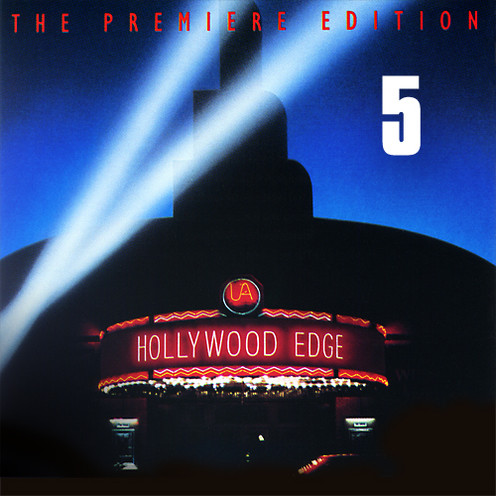 Hollywood Edge Premiere Edition 5