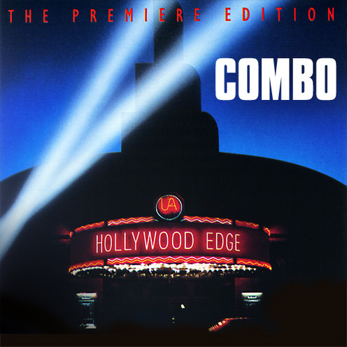 Hollywood Edge - Premiere Edition Combo  Geräusche Archiv