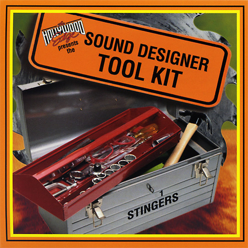 Sound Designer Tool Kit 01 Product Picture
