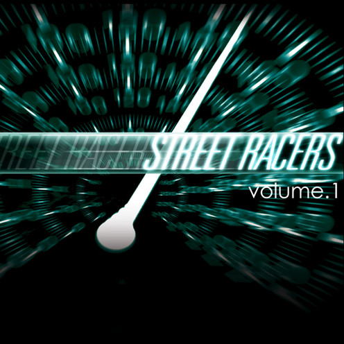 Street Racers Volume 1 Product Artwork