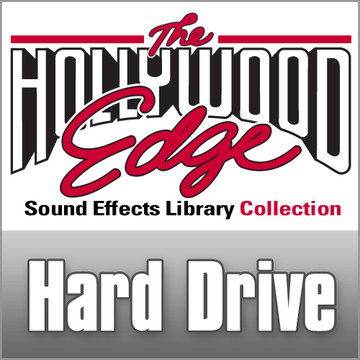 The Complete Hollywood Edge Sound Effects Collection Product Artwork