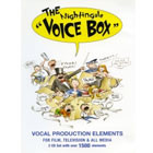Nightingale Voice Box Vocal Production Elements VB01 And VB02, by download Product Image