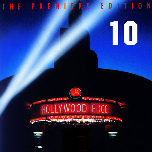 Hollywood Edge Premiere Edition 10
