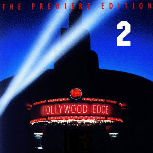 Hollywood Edge - Premiere Edition 2  Geräusche Archiv