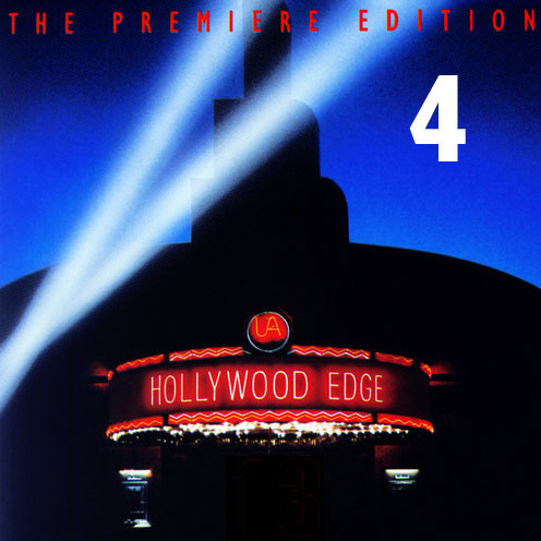 Hollywood Edge Premiere Edition 4