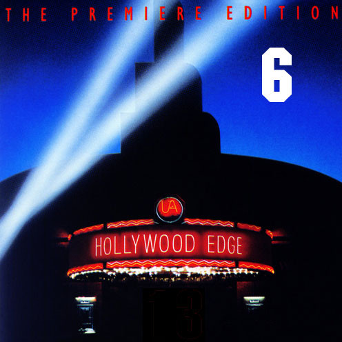 Hollywood Edge Premiere Edition 6