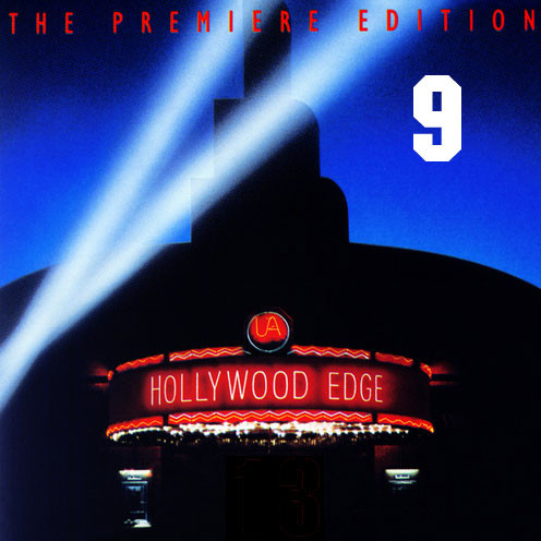 Hollywood Edge - Premiere Edition 9  Geräusche Archiv