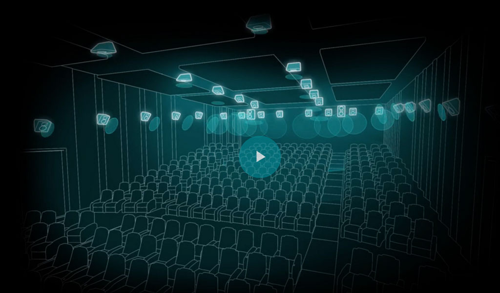 Dolby Atmos 3D Tonformat