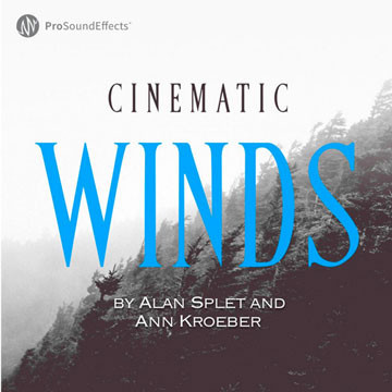 Cinematic Winds Product Artwork