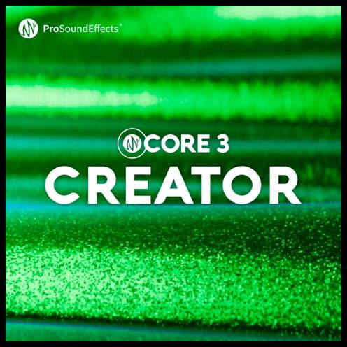 Core 3 Creator Bundle Product Artwork
