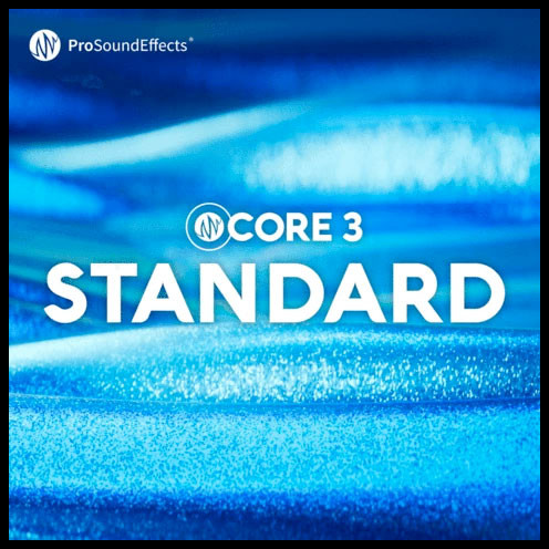 Core 3 Standard Bundle Product Artwork