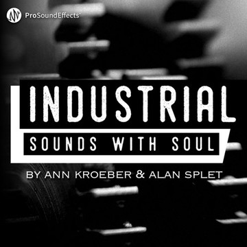 Industrial Sounds With Soul, by download Product Artwork