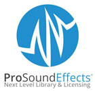 Pro Sound Effects Sound Effects Label Logo