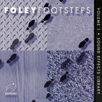 Foley Footsteps, Download Version Produkte Bild