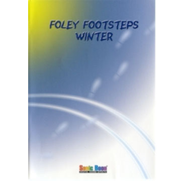 Sonic Boon - Foley Footsteps Winter